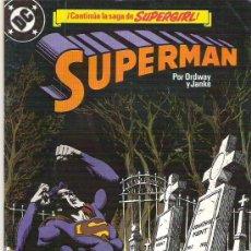 Cómics: SUPERMAN NUM 50 +++EL PRECIO ***1989*** CONDICION EXCEPCIONAL. Lote 7018611