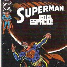 Cómics: SUPERMAN EN EXILIO *** NUM 60+++MAYO 1989** CONDICION EX. Lote 19075814