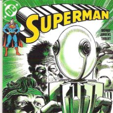 Cómics: SUPERMAN ***EL LEGADO*** NUM 69+++1989** CONDICION EX. Lote 7047128
