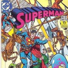 Cómics: SUPERMAN ** SIEMPRE TAN MORTAL**** NUM 83+++1989** CONDICION EX. Lote 7047334