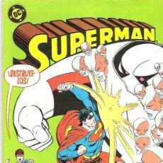 Cómics: SUPERMAN - LOS ULTIMOS QUINIENTOS *** JULIO DE 1987. Lote 7634746