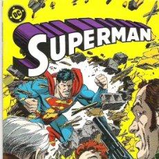 Cómics: SUPERMAN - REHEN *** NUM 14 *** MAYO DE 1987**EX. Lote 7634767