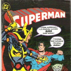 Cómics: SUPERMAN - UN PASEO POR EL LADO OSCURO *** NUM 25 ** 1987 ** EX. Lote 7634879