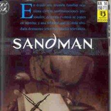 Cómics: SANDMAN Nº 14 ESTACION DE NIEBLAS NEIL GAIMAN - ZINCO EAC. Lote 24987319