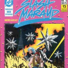 Cómics: SLASH MARAUD Nº 6 C9. Lote 151413164