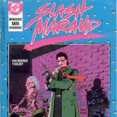 Cómics: SLASH MARAUD Nº 1. Lote 26715117