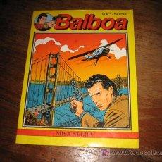 Cómics: BALBOA Nº 3 MISA NEGRA. Lote 7705731