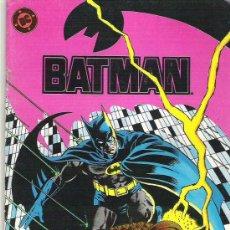 Cómics: BATMAN - NUM 17 ** LA HORA DE LA VENGANZA *** 1988. Lote 7731673