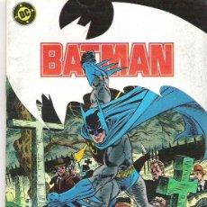 Cómics: BATMAN - NUM 15 ***UN ARBOL CAIDO EN GOTHAM ** 1987 *** EXCEPCIONAL. Lote 17562972