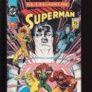 Cómics: SUPERMAN - ESPECIAL 68 PAGINAS - EL LEGADO DE SUPERMAN / DIBUJOS : WALTER SIMONSON. Lote 159927440