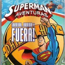 Cómics: SUPERMAN AVENTURAS NUM 1 PUBLICACION TRIMESTRAL 2004. Lote 11624033