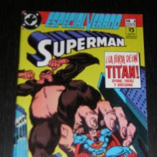 Cómics: SUPERMAN ESPECIAL VERANO Nº6 - EDICIONES ZINCO. Lote 7841488