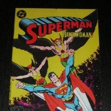 Cómics: SUPERMAN Nº21 - EDICIONES ZINCO - COMIC. Lote 7842133