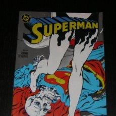 Cómics: SUPERMAN Nº42 - EDICIONES ZINCO - COMIC. Lote 7842341