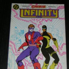 Cómics: INFINITY INC Nº18 - EDICIONES ZINCO - DC. Lote 7843952