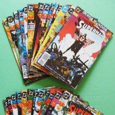 Cómics: 26 COMICS - SUPERMAN - EDICIONES ZINCO. Lote 26581077