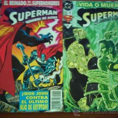 Cómics: OFERTA : SUPERMAN : LOTE : VER LISTA . Lote 21874969