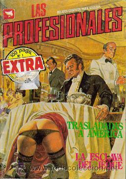 LAS PROFESIONALES EXTRA (ZINCO) ORIGINAL 1988 Nº.1 (Tebeos y Comics - Zinco - Otros)