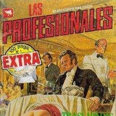 Cómics: LAS PROFESIONALES EXTRA (ZINCO) ORIGINAL 1988 Nº.1. Lote 26827633