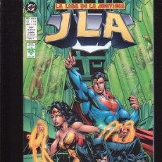 Cómics: JLA TOMO 1 - LIGA DE LA JUSTICIA , NUEVO ORDEN MUNDIAL. Lote 8275641