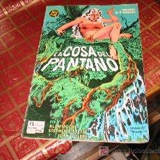 Cómics: LA COSA DEL PANTANO N-3 DE 4. Lote 8374652