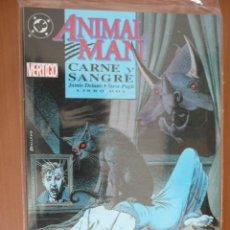 Cómics: ANIMAL MAN. CARNE Y SANGRE. LIBRO DOS. ZINCO. Lote 27216595
