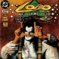 Cómics: LOBO VA A HOLLYWOOD . Lote 27116684