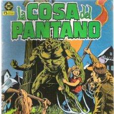 Cómics: LA COSA DEL PANTANO **** NUM 1 1984. Lote 8871381