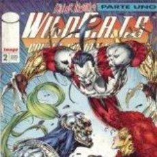 Cómics: WILDCATS Nº 2-3-4-5-10-11-12-15-17-19-21-22. Lote 27014527