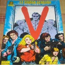 Cómics: ZINCO. V Nº 1. 100 PTS. 1985.. Lote 158548104