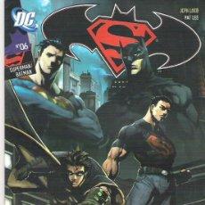 Cómics: SUPERMAN / BATMAN **PROTEGE ** Nº 6. Lote 9109667