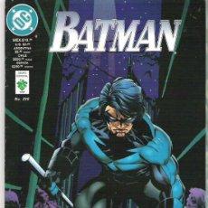 Cómics: BATMAN - HIJO DE LA JUSTICIA *** Nº 266. Lote 9109674