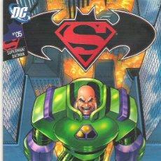 Cómics: SUPERMAN / BATMAN ** EL FINAL DE LA CUENTA ATRAS ** Nº 6. Lote 9111088