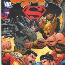 Cómics: SUPERMAN / BATMAN *** BATALLA ** Nº3. Lote 9111102
