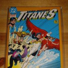 Cómics: LOS NUEVOS TITANES. CAOS TOTAL VOL 1 Y 2. EDITORIAL ZINCO. DOS LIBROS EN EXCELENTE ESTADO.. Lote 9501051