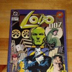 Cómics: LOBO 007, ESPECIAL-ONE SHOT-. EDITORIAL ZINCO. MUY BUEN ESTADO. Lote 9501531