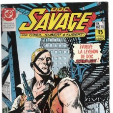 Cómics: DOC SAVAGE. ZINCO 1987. Nº 1. Lote 24378502