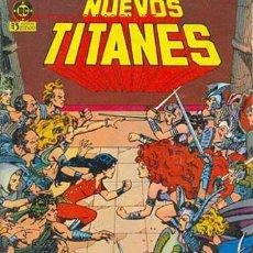 Comics: NUEVOS TITANES - Nº 12 X. Lote 53743698