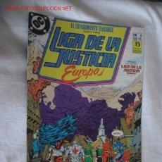 Cómics: LIGA DE LA JUSTICIA EUROPA Nº 8. Lote 1818844