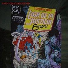 Cómics: LIGA DE LA JUSTICIA EUROPA Nº 7. Lote 1818845