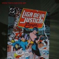Cómics: LIGA DE LA JUSTICIA EUROPA Nº 4. Lote 1818849