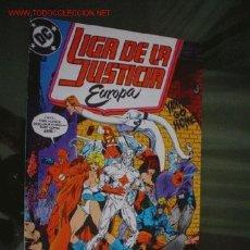 Cómics: LIGA DE LA JUSTICIA EUROPA Nº 3. Lote 1818851