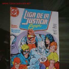 Cómics: LIGA DE LA JUSTICIA EUROPA Nº 1. Lote 1818857