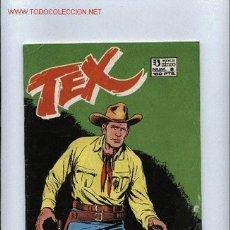 Cómics: TEX MUERTE EN EL ABISMO Nº 6 AÑO 1988. Lote 14574470
