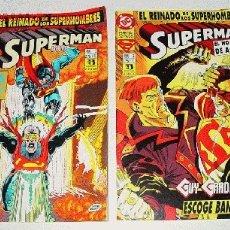 Cómics: LOTE DE 3 COMICS EDICIONES ZINCO - SUPERMAN Nº 2 - 3.. Lote 2105147