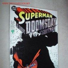 Cómics: SUPERMAN: LAS GUERRAS DOOMSDAY TOMO 1. Lote 14256925