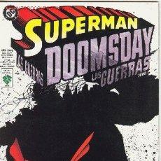 Cómics: SUPERMAN.- DOOMSDAY. LAS GUERRAS. TOMO I. VID . Lote 27352766