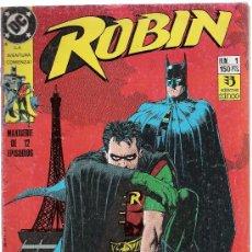 Cómics: ROBIN.ZINCO. Nº 1. Lote 9722862