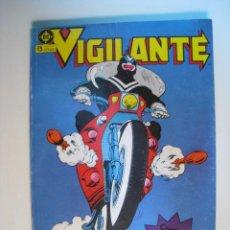 Cómics: COMIC VIGILANTE TOMO 2; ZINCO (Nº 6 AL 10). Lote 9959661