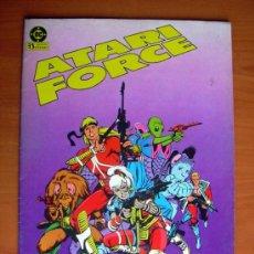 Cómics: ATARI FORCE, Nº 1 - EDICIONES ZINCO 1984. Lote 10051063